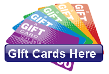 Gift Cards for the Holiday