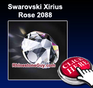New From Swarovski Xirius Rhinestones
