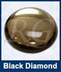 Black Diamond Cabochon