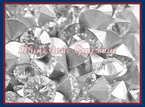 Swarovski Pointed Back Rhinestones Crystal