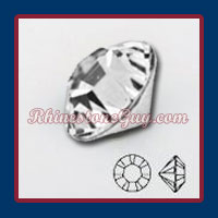 Swarovski Pointed Back rhinestone