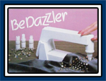 how to use a bedazzler