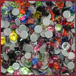 RG Premium Rhinestones Stanard color Assortment