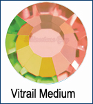 Vitrail Medium Rhinestoe