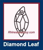 RG Diamond Leaf