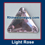 Triangle Light Rose