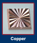 Radiance Square Copper