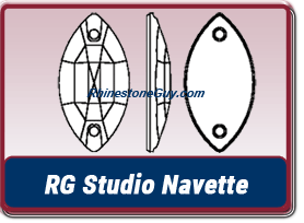 RG Studio Navette Sew On