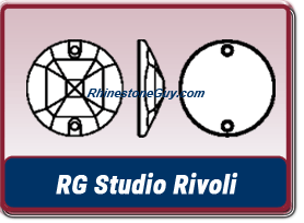 RG Studio Rivoli Sew On Jewels