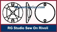 RG Studio Rivoli Sew On