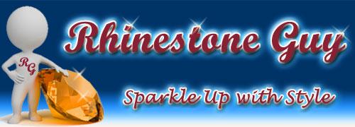 Rhinestone Guy Logo