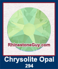 Chrysolite Opal
