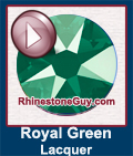 Royal Green Lacquer