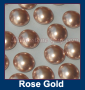 Swarovski 5817 Pearl Rose Gold