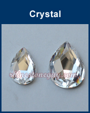 Swarovski 2303 Pear Crystal