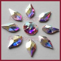 5decf3c3f37a6c ... Swarovski 2088 rhinestones with Flame Crystal AB