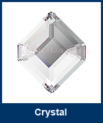 Art 2777 Concise Hexagon Crystal