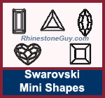 Swarovski Mini Shapes