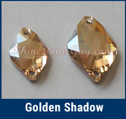 Swarovski 3211 Golden Shadow
