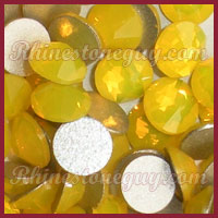 Swarovski Yellow Opal