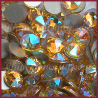 Swarovski Light Topaz Shimmer