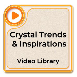 rhinestone and crystal trends & Inspirations video gallery