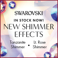 New Swarovski Shimmer Colors