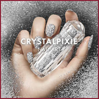 Swarovski Crystal Pixie Bubble for Nails