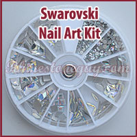 Swarovski Nail Art Kit